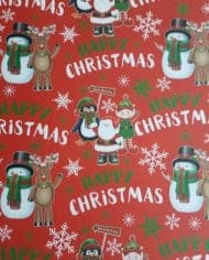 Christmas-Gift-Wrapping-Paper-Choice-Of-10-20-Assorted-Christmas-Sheets-283269803320-7