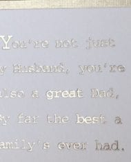 Husband-Fathers-Day-Card-With-Sentiment-And-Car-Theme-282461819530-2