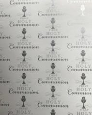 Variation-of-First-Holy-Communion-Gift-Wrap-Paper-185-2-Sheets-And-2-Tags-Free-Postage-282992379000-c360
