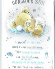 Baby-Boy-Card-ON-THE-BIRTH-OF-YOUR-GORGEOUS-SON-282922486862