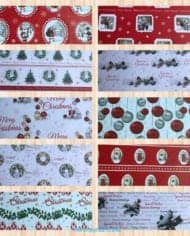 Christmas-Gift-Wrap-Wrapping-Paper-10-20-Sheets-Of-Assorted-Designs-283280885512