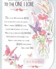 One-I-Love-Birthday-Card-Partner-Girlfriend-Fiance-Birthday-Card-With-Flowers-283408407722