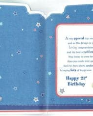 Son-Birthday-Card-21st-To-A-Fantastic-Son-With-Sentiment-Verse-283184867732-2