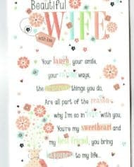 Wife-Birthday-Card-Embossed-With-Sentiment-Verse-282988001742