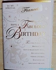 Fiancee-Birthday-Card-With-Gold-Lettering-Sentiment-Verse-282824844523