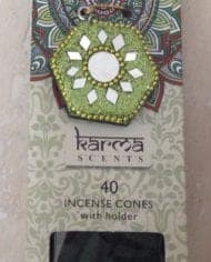 Incense-Cones-Karma-Scents-With-Glitter-Sparkle-Holder-Free-Postage-282607568823-5