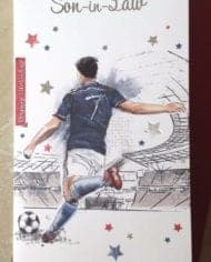 Son-In-Law-Birthday-Card-With-Embossed-Football-Design-282474915153