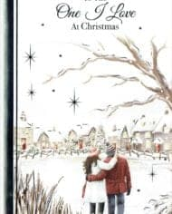 To-The-One-I-Love-Christmas-Card-With-Festive-Scene-283197209343