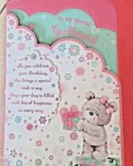 Girlfriend-Birthday-Card-With-Teddy-Design-TO-MY-SPECIAL-GIRLFRIEND-282470480764