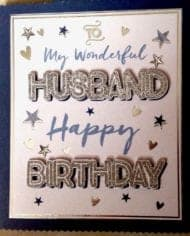 Husband-Birthday-Card-3D-My-Wonderful-Husband-282603295684