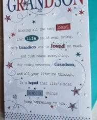 Grandson-Birthday-Card-Embossed-With-Stars-Sentiment-Verse-282824635425-2