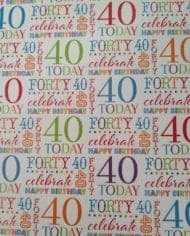 Variation-of-18th-21st-30th-40th-Birthday-Gift-Wrapping-Paper-195-For-2-Sheets-And-Tag-283237653275-77cf