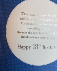 18th-Birthday-Card-Male-Embossed-Design-With-Stars-And-Gifts-282836556136-3
