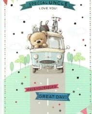 Uncle-Birthday-Card-With-Teddy-Bear-Design-283083280217