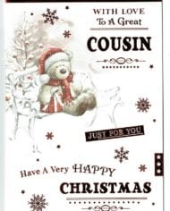 Cousin-Christmas-Card-To-A-Great-Cousin-283304909868