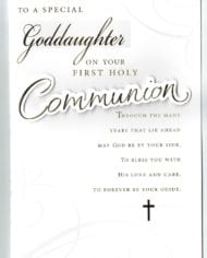 Goddaughter-Communion-Card-With-Sentiment-Verse-282948861049