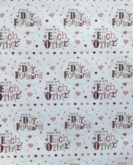 Variation-of-Engagement-Wedding-Anniversary-Gift-Wrap-Paper-185-For-2-Sheets-amp-Tags-282409175869-9caf
