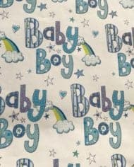 Variation-of-New-Baby-Girl-Boy-Girl-Christening-Gift-Wrapping-Paper-185-2-Sheets-amp-Tags-282435273569-14d3